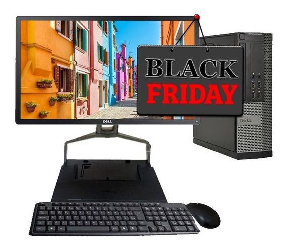 Computador Pc Dell 9020 I5 4°geração 8gb Hd500gb+monitordell