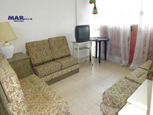 Imagem 1 de 11 de Apartamento Residencial À Venda, Barra Funda, Guarujá - . - Ap8874