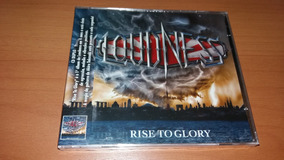 Loudness - Rise To Glory (2 Cd Lacrado)