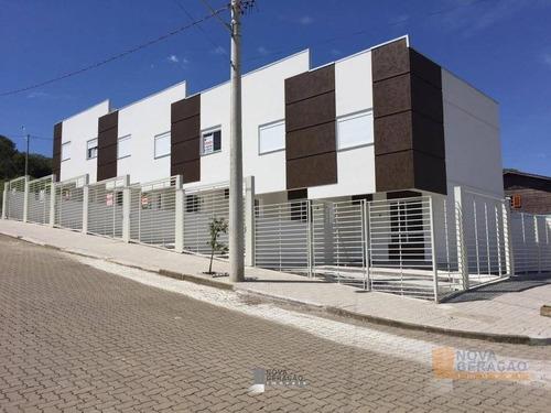 Sobrado À Venda, 56 M² Por R$ 189.000,00 - São Caetano - Caxias Do Sul/rs - So0182