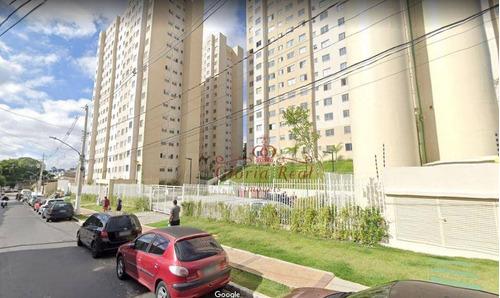 Imagem 1 de 7 de Apartamento Com 2 Dormitórios Para Alugar, 40 M² Por R$ 1.100,00/mês - Vila Zat - São Paulo/sp - Ap0711