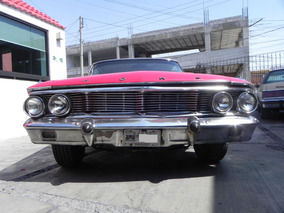Ford Galaxie Lx 500 Coupe