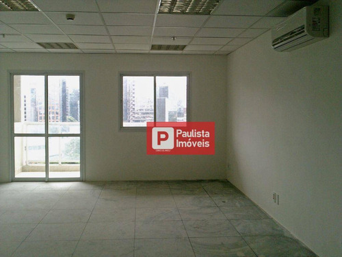 Sala Para Alugar, 42 M² Por R$ 2.000,00/mês - Brooklin - São Paulo/sp - Sa0901