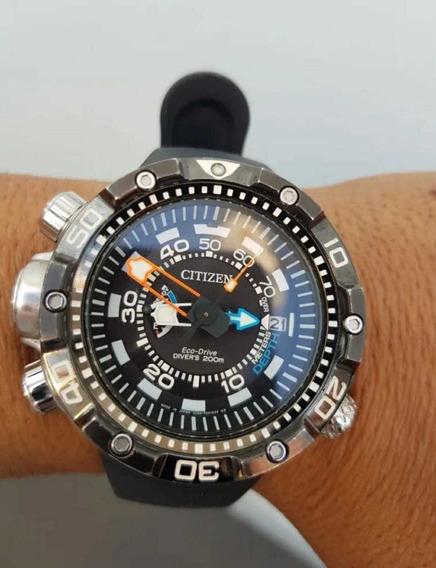 Relógio Citizen Bn 2029 05e Usado Apenas Uma Vez