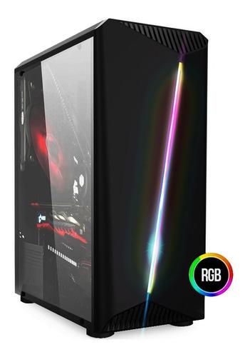 Pc Gamer Fácil Amd Ryzen 5 3400 3.7ghz Vega11 16gb Ssd 240gb