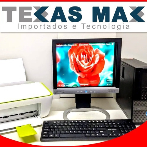 Imagem 1 de 5 de Kit Completo Dell Optplex 780 I5 4 Gb Hd 250