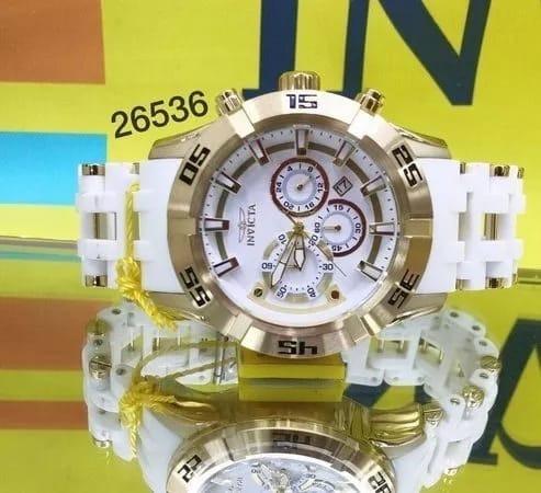 Relógio Masculino Invicta 26536 - Sea Spider / Relogio A Prova De Água