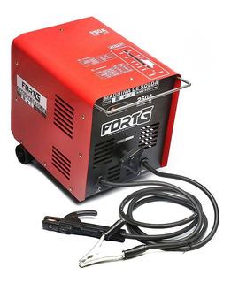 Máquina De Solda Transformadora 250a 110/220v Ac Nm250bi-for