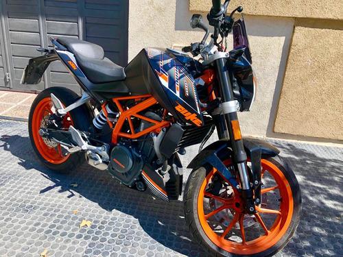 Ktm Duke 390 Modelo 2015 - Mendoza