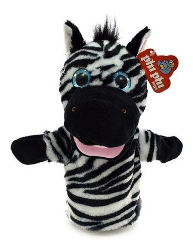Imagen 1 de 6 de Títere De Mano Animales Varios 22 Cm Phi Phi Toys