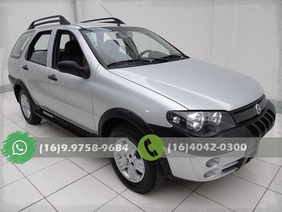 Fiat Palio Weekend 1.8 Hlx Flex 5p 2007