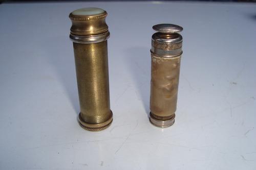 Atomizadores Antiguos De Perfumes Le Kid Frances, Lote