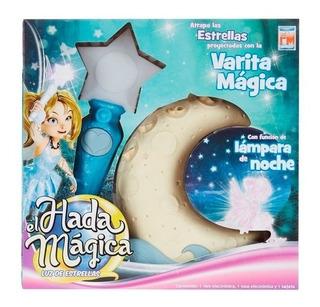 Hada Mágica Atrapando Estrellas 1058