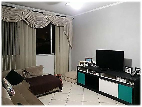 Apartamento Em Ponta Da Praia, Santos/sp De 110m² 2 Quartos À Venda Por R$ 390.000,00 - Ap277475