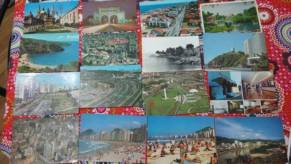 Lote Postales Varios Paises America (28)