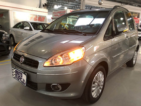 Fiat Idea 1.4 Attractive Flex 5p 2012
