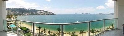 Cad Torre Coral Depto De Playa 505, Amueblado, Promoción. Vista Al Mar