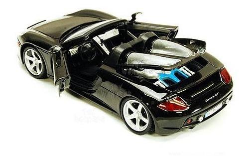 Porsche Carrera Gt  Motor Max 1:24