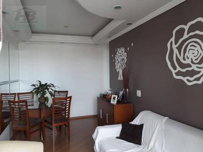 Apartamento Com 3 Dormitórios À Venda, 57 M² Por R$ 350.000 - Jaguaré - São Paulo/sp - Ap3315