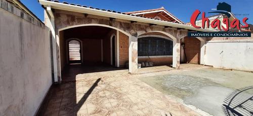 Casa Na Região Central De Caraguatatuba - 1678