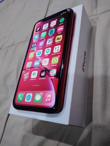 iPhone XR Rojo 128 G