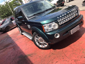 Land Rover Discovery 4 Hse V6