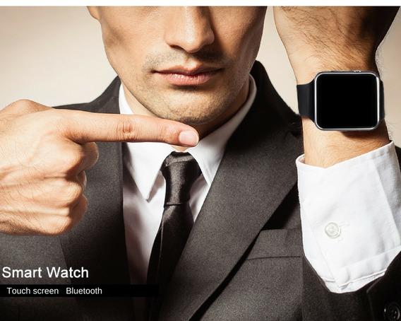Relogio Smartwhatch Android Conexão Celular Bluetoo Digital