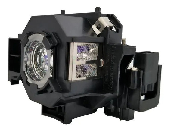 Lampada Projetor Epson S5 S6 X5 X6 Elplp41 Completa Com Case