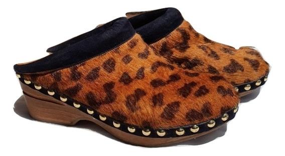 Zapatos Zuecos María Cher 36