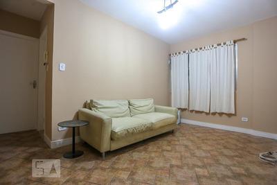 Apartamento No 1º Andar Com 1 Dormitório - Id: 892929954 - 229954