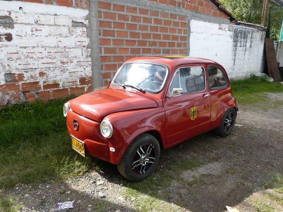 Fiat Topolino 750