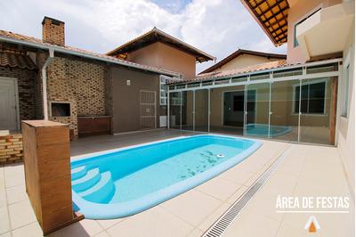 Acrc Imóveis - Casa À Venda No Bairro Itoupava Norte - Ca00301 - 4698447