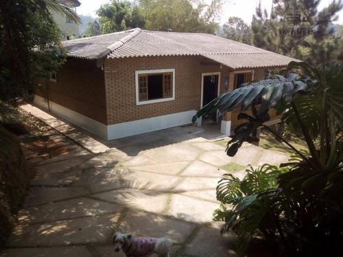 Chácara Com 2 Dormitórios À Venda, 1000 M² Por R$ 395.000,00 - Copaco - Arujá/sp - Ch0059