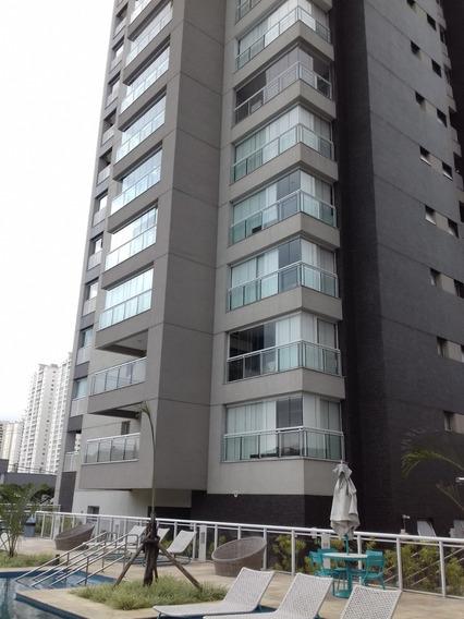 Loft Mobiliado, 42 M² - Pronto Para Morar Centro Sbc