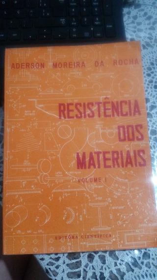 Resistêcia Dos Materiais-vol:1- Aderson Moreira