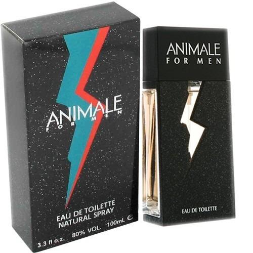 Perfume Animale By Animale Masculino Edt 100ml Importado 12x