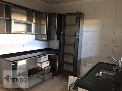 Imagem 1 de 15 de Sobrado 65 M² - Venda - 2 Dormitórios - Jardim São José - Mauá/sp / Imob03 - So0279