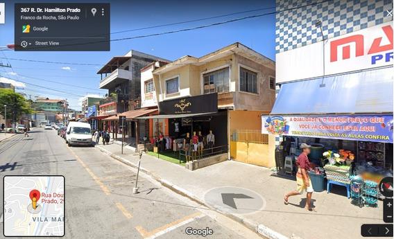Vdo Sobrado No Centro De Franco Da Rocha - Rua Dr. Hamilton
