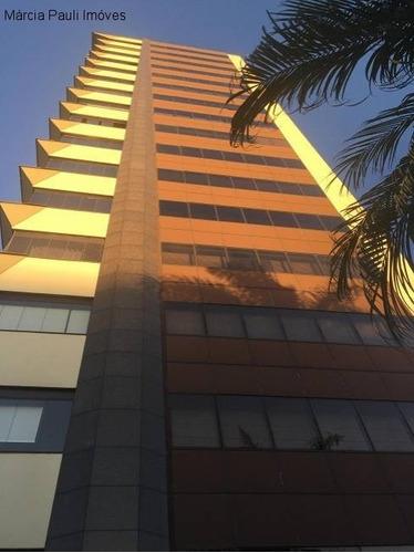 Imagem 1 de 19 de Apartamento A Venda Portal Do Anhangabau Em Jundiai. - Ap06465 - 69879023