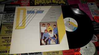 Duran Duran Is There Something I Should Know Maxi Ingles Nm