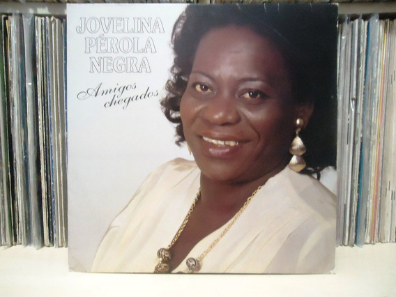 Lp Jovelina Pérola Negra-amigos Chegados