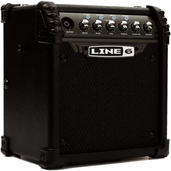 Line 6 Micro Spider Amplificador Portatil Guitarra Microfono