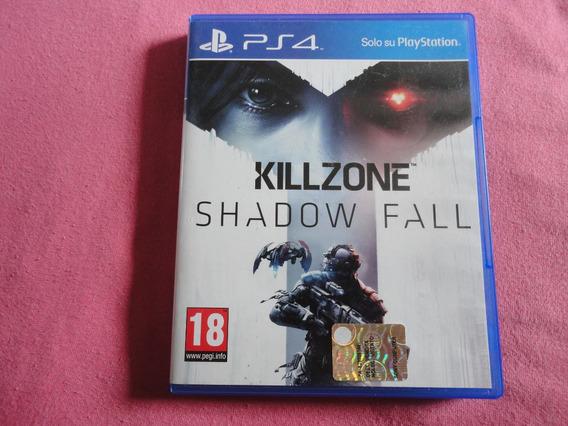 Killzone Shadow Fall, Para Ps4, Semi-novo