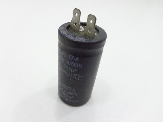 Capacitor 270-324 Uf 110v-127v / Motores De Indução - 55849