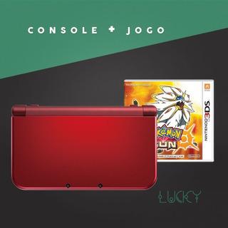 New Nintendo 3ds Xl + Pokemon!