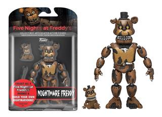 Five Nights At Freddy´s Nightmare Freddy Stock Funko