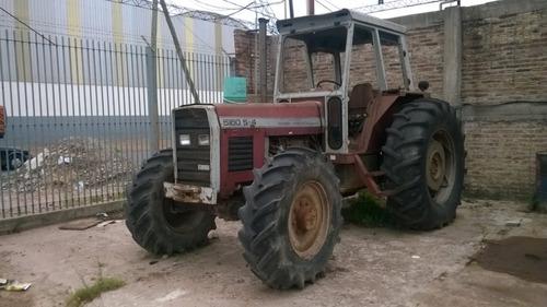 Tractor Y Pala (por Separado Es Otro El Precio)