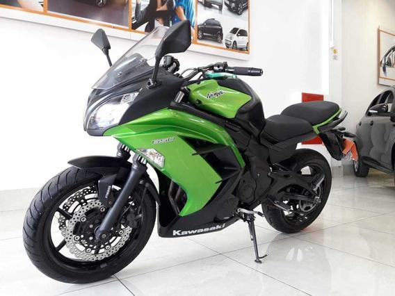 Kawasaki Ninja 650r Ninja