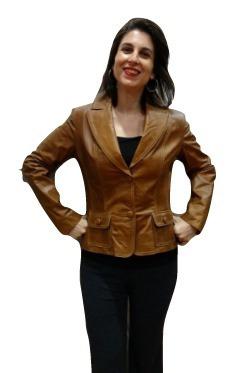 Campera Doble Pespunte Envío Gratis Fabricantes Guns Leather