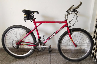 Bicicleta Gt Outpost 1995 T/ 52 Cm / Nro Serie 31946